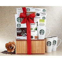 Starbucks Assortment: Send Mothers Day Gifts to USA