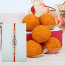 Sweet Essence of Rakhi: Rakhi With Sweets USA
