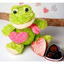Sweet Froggy: Send Valentine Day Gifts to Madison