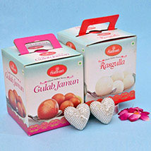 Sweets N Heart Candles: Send Sweets to USA