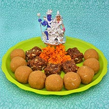 Sweets N Lord Shiva Family: Send Sweets to USA
