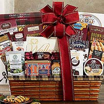 The Classic Gift Basket: Thanks Giving Day Gifts to USA