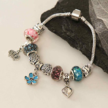 Tinkling Bracelet: Send Gifts to Allentown