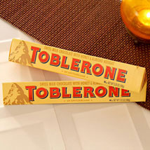 Twosome Toblerone: Chocolate Delivery in USA