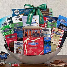 Ultimate Ghirardelli Gift Basket: Thanks Giving Day Gifts to USA