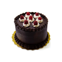 Raspberry n Chocolate Cake: Send Gifts to Vietnam